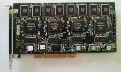 correlator PCI card